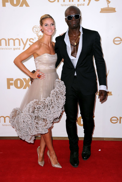 It's official: Heidi Klum and Seal are getting divorced!