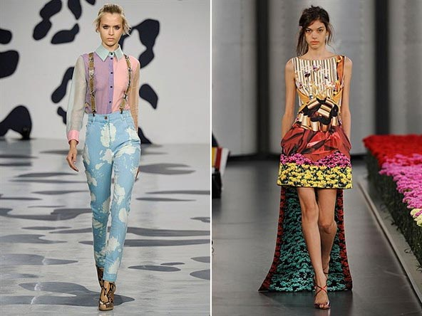 Henry Holland, Louise Gray, Mary Katrantzou and James Long win Fashion Forward sponsorship