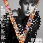 Justin Bieber covers V's February 'music' issue, talks about his success, religion and Floyd Mayweather