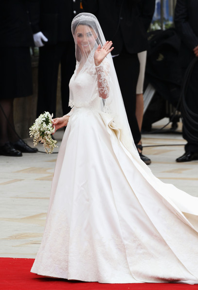 Kate Middleton's Sarah Burton for Alexander McQueen wedding dress nominated for Design of the Year award