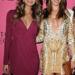 Lily Aldridge and Alessandra Ambrosio are pregnant!