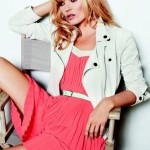 Kate Moss launches Mango spring/summer 2012 collection, looks stunning at London photocall, stars in fun commercial