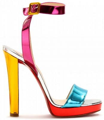 Tuesday Shoesday: Get your fashion week footwear fix!