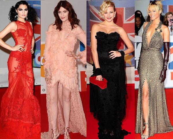 Rate or Slate: Florence Welch vs. Pixie Lott vs. Jessie J vs. Rihanna