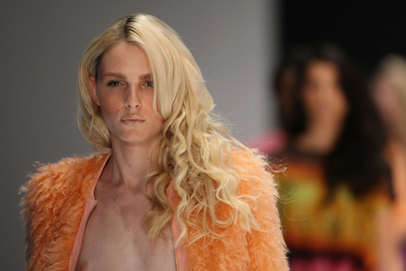 Andrej Pejic is the face of Jean Paul Gaultier's new male scent