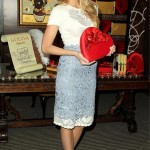 Blake Lively wears Valentino for Valentine's in New York