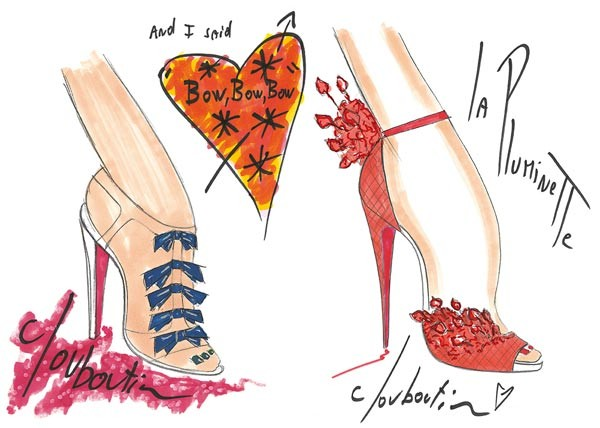 20 shoes for 20 years – how Christian Louboutin is celebrating its 20th anniversary!