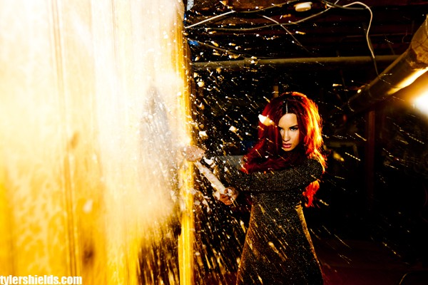 Do you love Demi Lovato's glass-shattering Tyler Shields photoshoot?