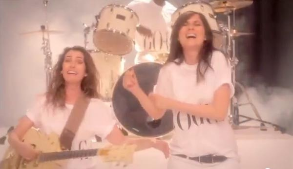 WATCH Emmanuelle Alt, Anja Rubik and more dance along to Wham!