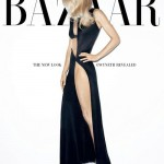 Gwyneth Paltrow is the first cover girl for the redesigned Harper's Bazaar