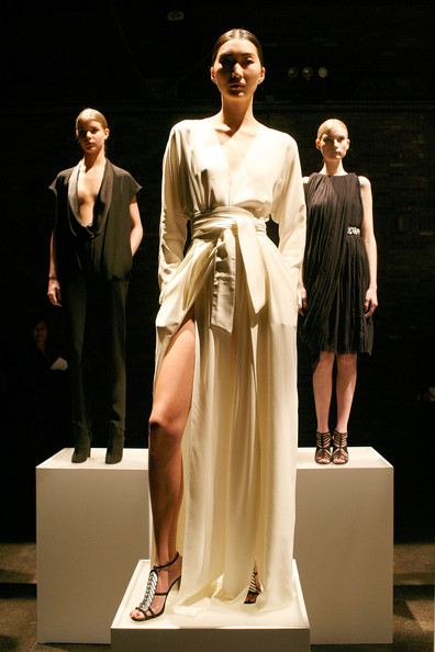 Halston will return to New York Fashion Week in 2013!