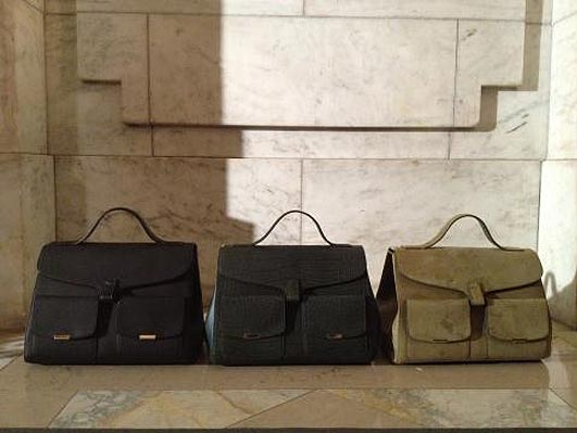 Victoria Beckham unveils Harper, the handbag