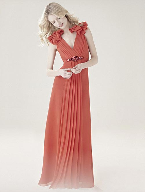 First Look at the No.1 Jenny Packham collection for Debenhams