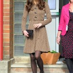 Kate Middleton wears Orla Kiely for her latest public appearance