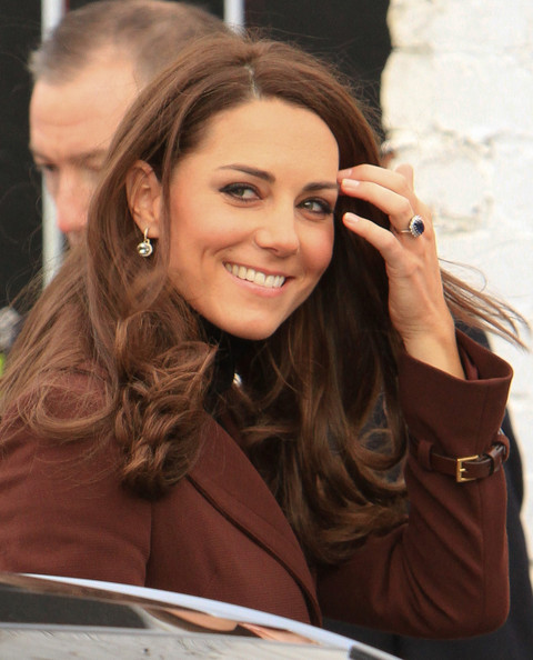 Kate Middleton gets custom-made shoes by Leicester's De Montfort University