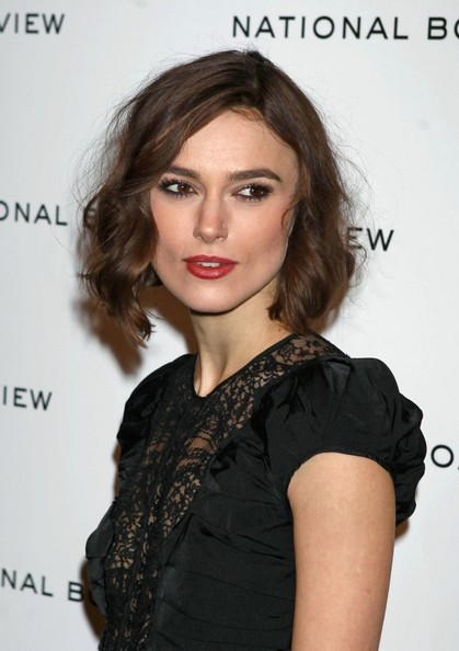 Manolo Blahnik wants to design for Keira Knightley!