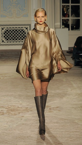 London Fashion Week AW12: Deco glamour at Maria Grachvogel!