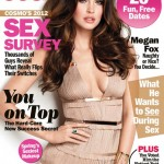 """I'm not wild,"" Megan Fox tells April's Cosmo US"
