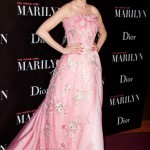 Michelle Williams is a Christian Dior princess in Paris!