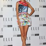 MFL's Elle Style Awards best dressed is Poppy Delevingne in Mary Katrantzou for Topshop