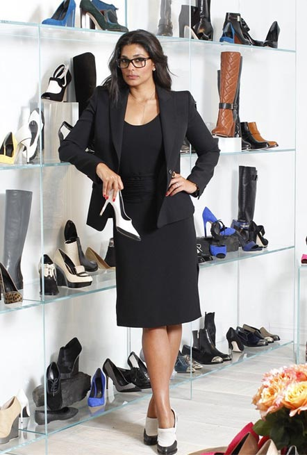 Rachel Roy launches luxury shoe collection, take a peek here!