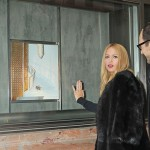 Rachel Zoe unveils her Tiffany Fifth Avenue store window!