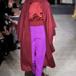 London Fashion Week AW12: Roksanda Ilincic presents a rich, relaxed collection