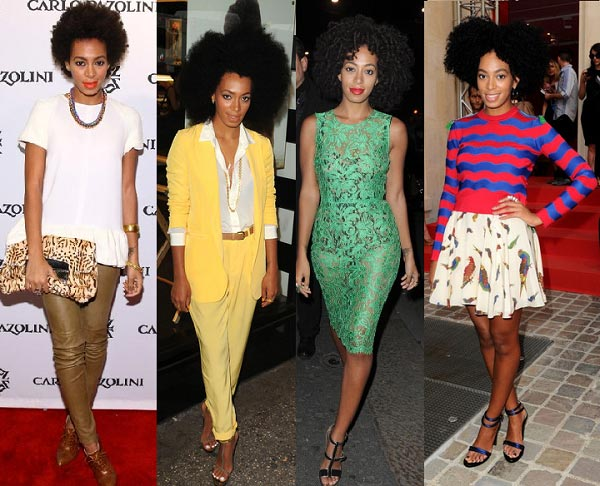 Solange Style Edit: The Other stylish sibling