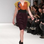 London Fashion Week AW12: An eccentric Spijkers en Spijkers collection