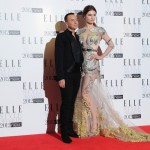 The winners and outfits from last night's Elle Style Awards 2012
