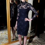 Taylor Momsen shows us she can do sophisticated at Marchesa