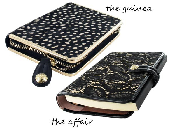 A closer look at the luxurious, limited edition Temperley for Filofax collection