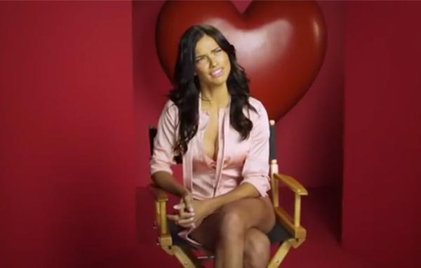 The Victoria's Secret Angels share their first kiss stories with you for Valentine's