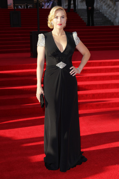 Best Dressed of the Week: Kate Winslet at the Titanic 3D World Premiere