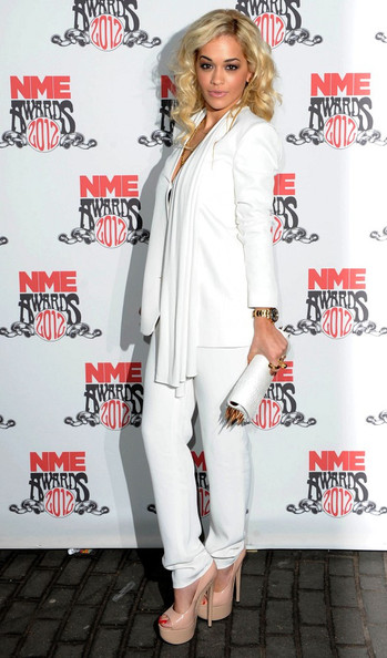 Best Dressed of the Week: Rita Ora at the NME Awards 2012
