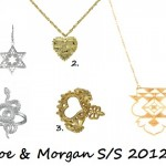 Top picks from the Travellers and Magicians Spring/Summer '12 Collection by Zoe & Morgan