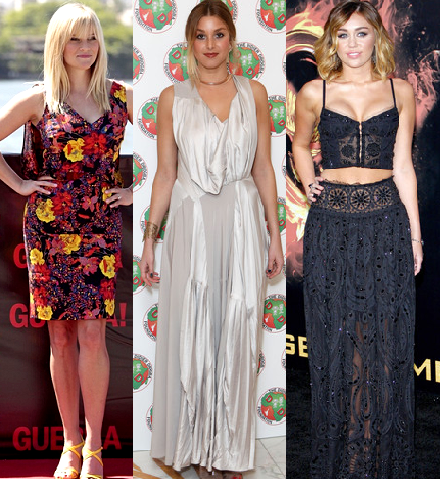 Rate or Slate: Reese Witherspoon vs. Whitney Port vs. Miley Cyrus