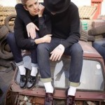 Agyness Deyn collaborates on a collection with Dr Martens