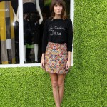 Alexa Chung launches British Designers Collective pop up shop at Bicester Village