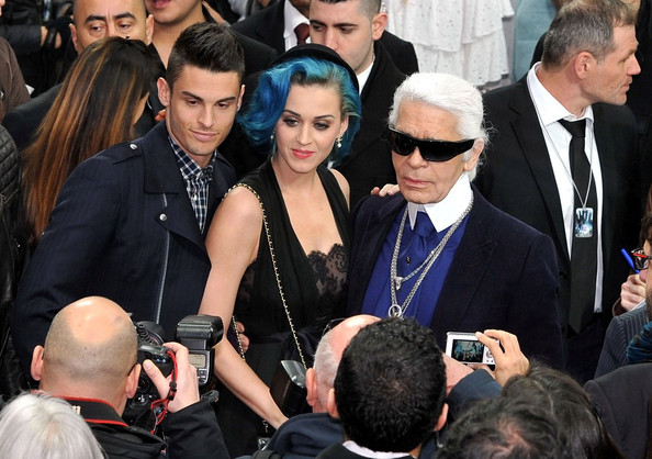 Baptiste Giabiconi and Katy Perry ARE an item!