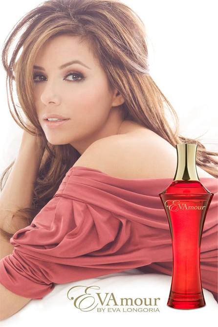 Eva Longoria launches her sophomore fragrance, EVAmour, by Eva Longoria