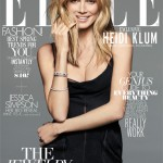 Heidi Klum talks to Elle US about life post Seal