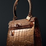 Pierre Hardy creates four $1.9million gold and diamond miniature Hermès Birkin and Kelly bags