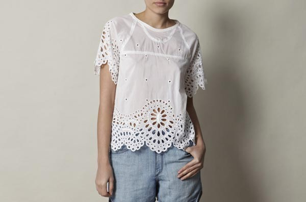 Love or Hate: Isabel Marant Dream Cotton Embroidered Top?