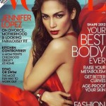 Jennifer Lopez covers US Vogue's 'shape issue' in red hot Bottega Veneta