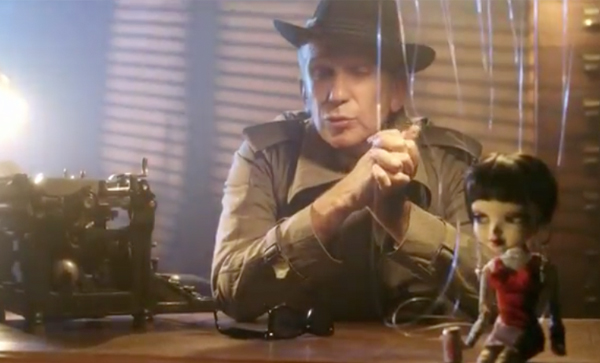 Jean Paul Gaultier's second and third Diet Coke videos are just as awesome/bizarre as the first
