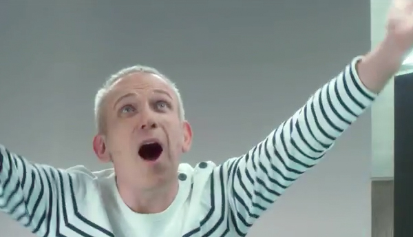 Jean Paul Gaultier takes over from Karl Lagerfeld as Diet Coke creative director