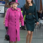 Kate Middleton wears LK Bennett in Leicester, chooses her winning shoe design