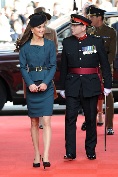 Best Dressed of the Week: Kate Middleton on Diamond Jubilee Tour visit to Leicester