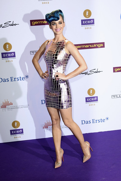 Katy Perry literally dazzles us at the Echo Awards in Germany